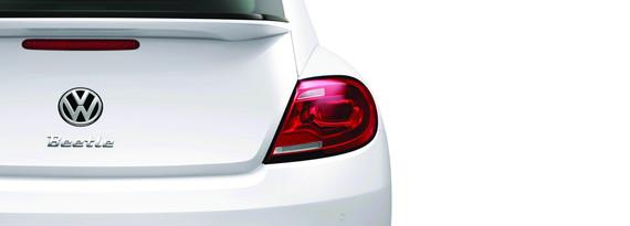 Diagram Decklid Nickname Inscription - Beetle - Chrome (5C0071801A) for your 2019 Volkswagen Beetle