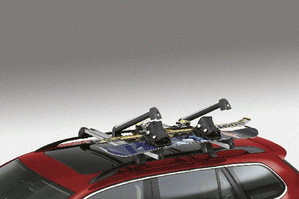 Diagram Base Carrier Bars (1K9071151666) for your 2000 Volkswagen Beetle